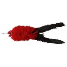 Abu Hairy Killer 21g Red black tail
