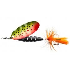 Abu Reflex Black Green trout 18g