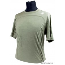 Aclima LightWool Man T-shirt Ranger green