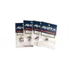 Ahrex HR 440 dobbelt krog til rørflue str. 8