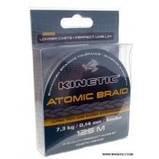 Atomic braid 125m 0,38mm 23kg