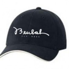 Beulah Cotton Hat - Navy