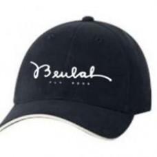 Beulah Cotton Hat - Navy
