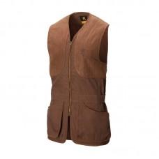 Browning Elite Shooting Vest Dark Brown