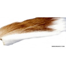 Bucktail natur/hvid
