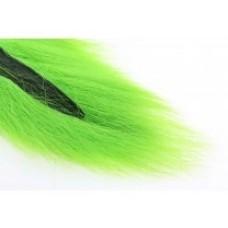 Bucktail Stykke - Fl. Chartreuse