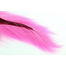 Bucktail Stykke - Fl. Pink
