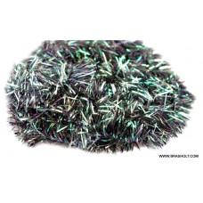 Cactus  Chenille 6mm Black