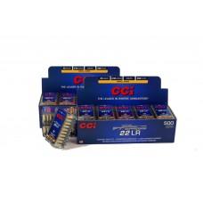CCI 22 LR Silencer Subsonic 45 gr. HP