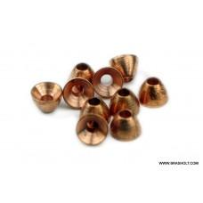 Conehead #S, copper