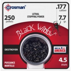 Crosman Black Widow 4,5mm 7,7gr. 250 stk.