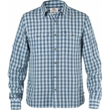 Fjallraven Abisko cool shirt LS Bluebird