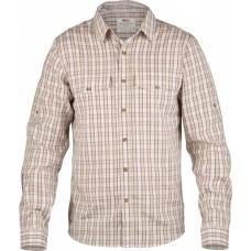 Fjallraven Abisko cool shirt LS Limestone
