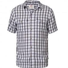 Fjallraven Abisko Cool Shirt S/S - Bluebird