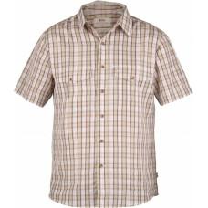 Fjallraven Abisko cool shirt SS Limestone