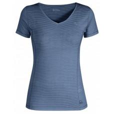 Fjallraven Abisko cool T-shirt Uncle Blue