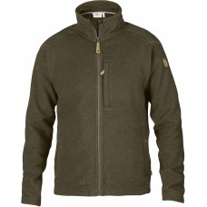 Fjallraven Buck Fleece Dark Olive
