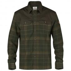 Fjallraven Granit Shirt M - Green