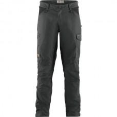 Fjallraven Kaipak Trousers M - Dark Grey/Black