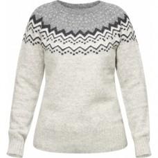 Fjallraven Øvik Knit Sweater W. Grey