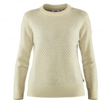 Fjallraven Övik Nordic Sweater W - Dark Navy