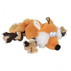 Fuchs mit Taubeinen