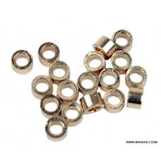 Futurefly Balance Tungsten tubes 0,16g Guld
