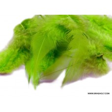 Futurefly Soft Hackle chartreuse