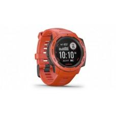Garmin Instinct GPS Ur Flame Red