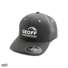 Geoff Anderson Flexfit Delta - Grey