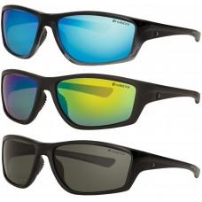 Greys G3 Solbrille - Gloss Black Fade/Blue Mirror