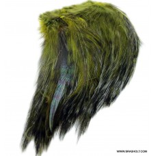 Grizzly Hackles Olive