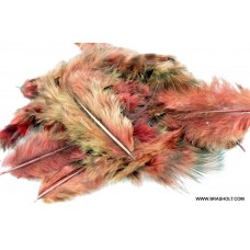 Grizzly marabou Brown