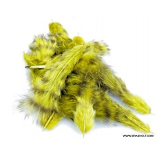 Grizzly marabou Golden olive
