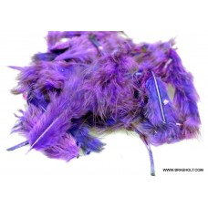 Grizzly marabou Purple