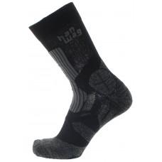 Hanwag Trek Sock - Asphalt/Black