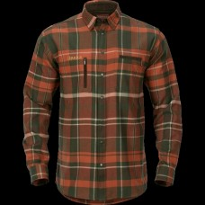 Harkila Eide Skjorte - Rust Check