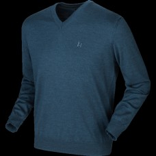 Harkila Glenmore Pullover - Heritage Blue
