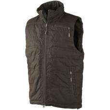 Harkila Mountain Trek Vest Shadow brown
