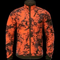 Harkila Wildboar Pro WSP Fleece AXIS- Blaze/Willow
