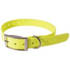 Hundehalsbånd Biotan Gul