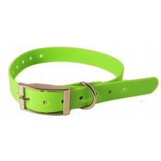 Hundehalsbånd Biotan Limegrøn