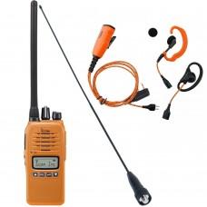 Icom Prohunter Basic 2 Orange 155mhz Sæt SE/DK/NO