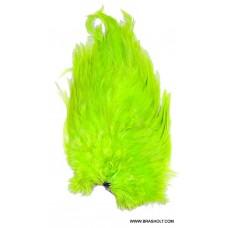 Keough hane saddle farve Chartreuse