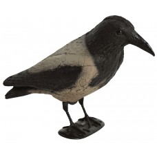 Krage m/Flock+Ben