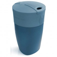 LMF Pack Up Cup BIO Hazy Blue