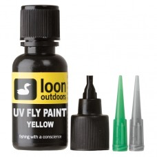 Loon fly paint Yellow bottle