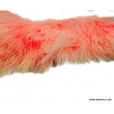 Marabou Blood quill Coral