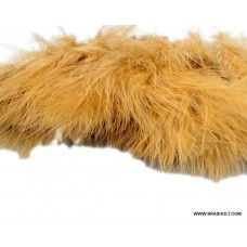 Marabou blood quill, Ginger