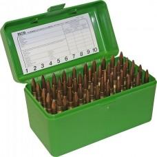 MTM Ammo. Box Medium 22-250/243 20 stk.